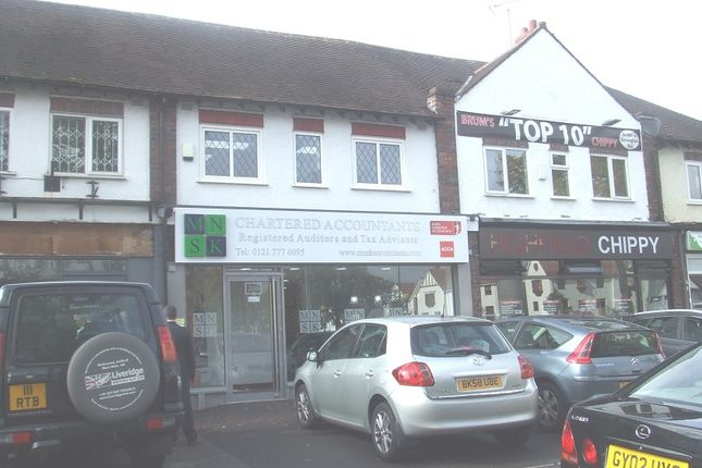 Thumbnail Retail premises for sale in Robin Hood Lane Hall Green, Birmingham