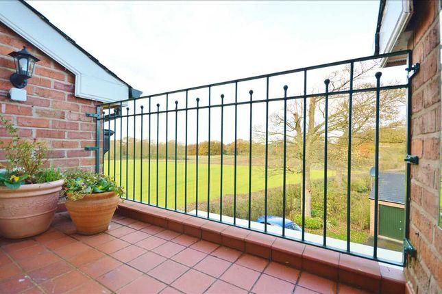 Balcony of The Heskin, Runshaw Hall, Runshaw Hall Lane, Euxton, Chorley PR7