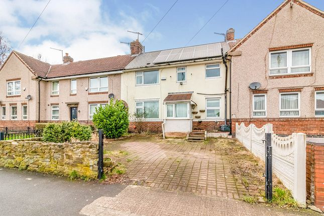 3 bed terraced house for sale in Wordsworth Avenue, Sheffield, South Yorkshire S5