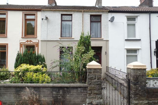 Thumbnail Terraced house to rent in Union Terrace, Merthyr Tydfil
