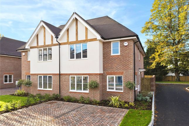 Thumbnail Semi-detached house for sale in Pavilion Park, Hurst Lane, East Molesey, Surrey