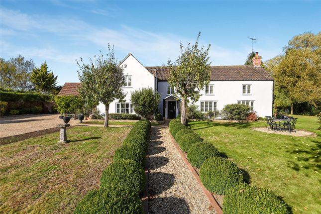Thumbnail Detached house for sale in Woodrow Road, Forest, Melksham