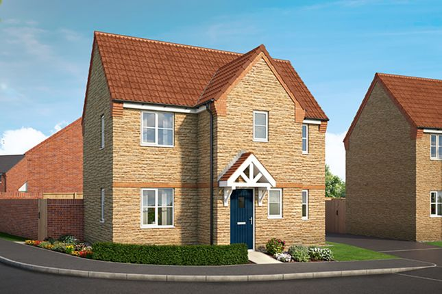"""Thumbnail Detached house for sale in """"The Blackthorne"""" at Mooracre Lane, Bolsover, Chesterfield"""