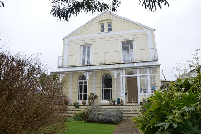 Thumbnail Detached house for sale in 31 Belmont Road, Ilfracombe