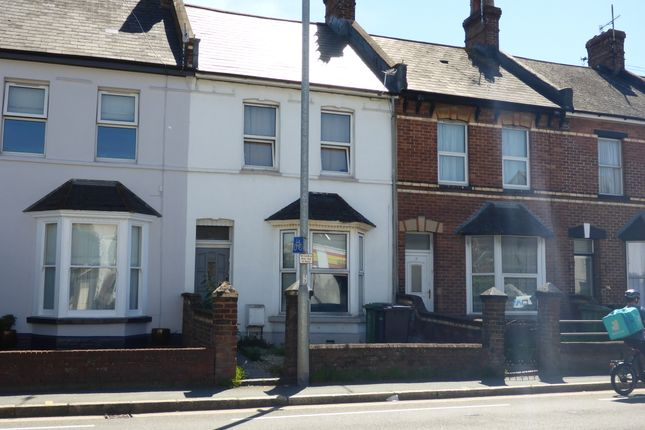Thumbnail Flat to rent in Alphington Road EX28Je, Exeter