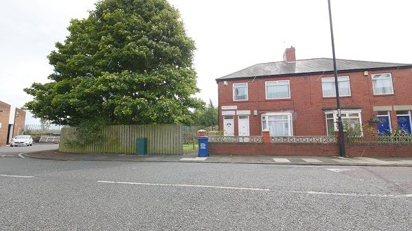 3 bed flat for sale in Rothbury Terrace, Heaton, Newcastle Upon Tyne