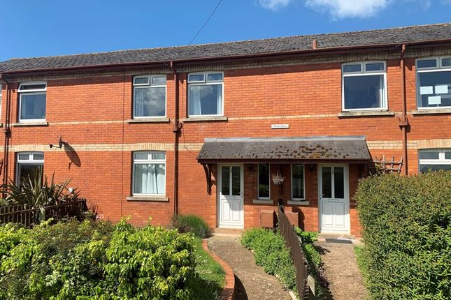 Thumbnail Terraced house for sale in North Villas, Cotford St. Luke, Taunton