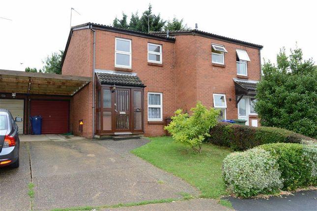 Thumbnail Semi-detached house for sale in Fanns Rise, Purfleet, Essex
