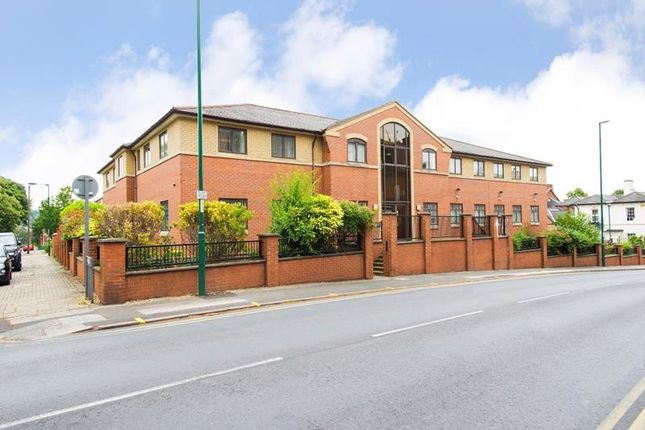 Thumbnail Office to let in Lancaster House - Serviced Offices, Sherwood Rise, Nottingham, Nottinghamshire