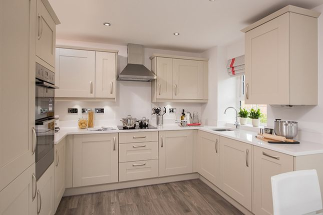 "Thumbnail Semi-detached house for sale in ""Morpeth"" at Summerleaze Crescent, Taunton"
