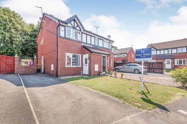 Semi-detached house for sale in Lemon Tree Walk, St. Helens, Merseyside