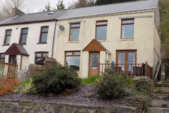Thumbnail Terraced house for sale in Heol Gerrig, Abertillery