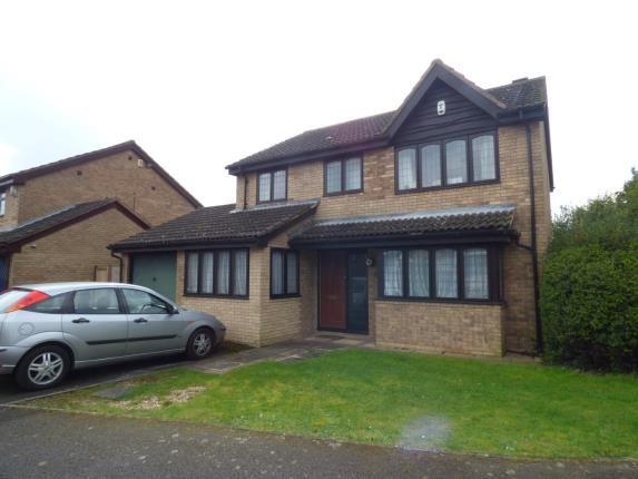 Thumbnail Detached house for sale in Flora Thompson Drive, Newport Pagnell, Milton Keynes, Bucks