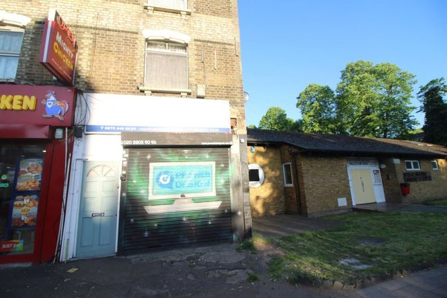 Thumbnail Retail premises for sale in Hertford Road, Enfield