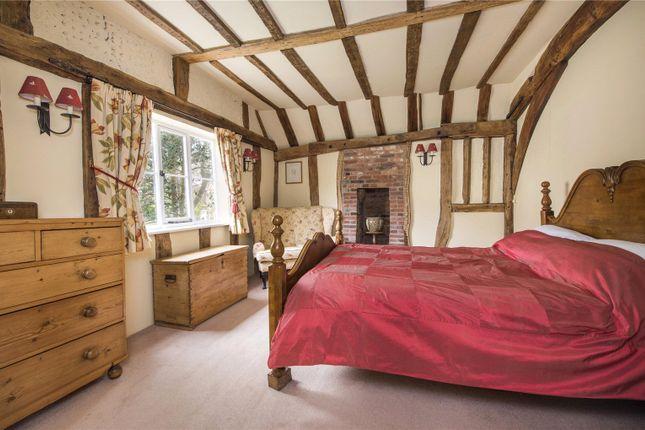 Bedroom of The Street, Monks Eleigh, Ipswich IP7