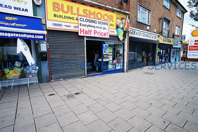 Thumbnail Retail premises to let in Bullsmoor Lane, Enfield