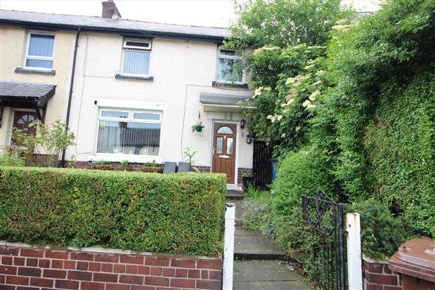 External of Wright Street, Chorley PR6