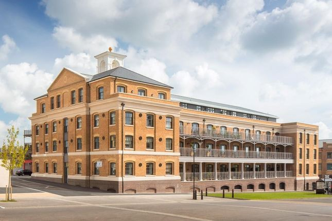 Thumbnail Flat for sale in 2 Bowes Lyon Place, Poundbury, Dorchester