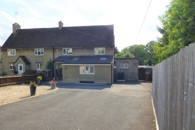 Thumbnail Semi-detached house for sale in Fortey Road, Northleach, Cheltenham
