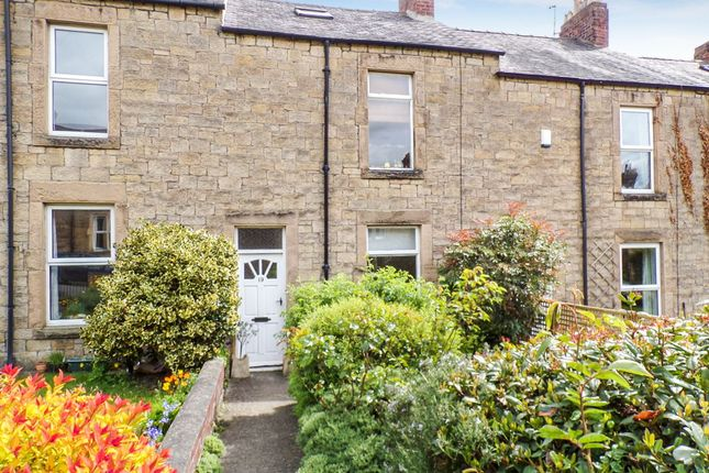 Thumbnail Terraced house for sale in Windsor Terrace, Hexham