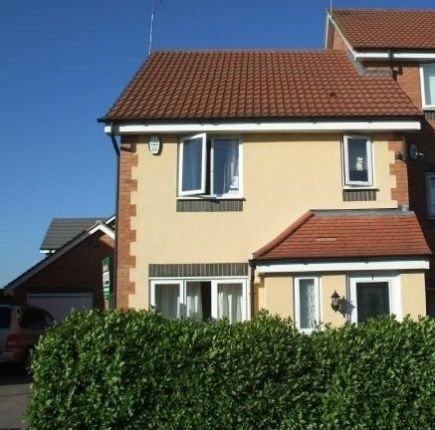 3 bed end terrace house to rent in Violet Close, Corby
