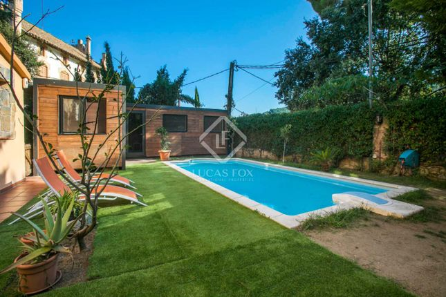 Thumbnail Villa for sale in Spain, Barcelona North Coast (Maresme), Argentona, Mrs8053