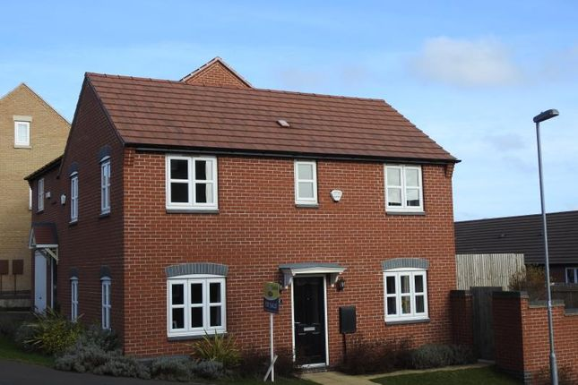 Thumbnail Detached house for sale in Ashington Drive, Arnold, Nottingham