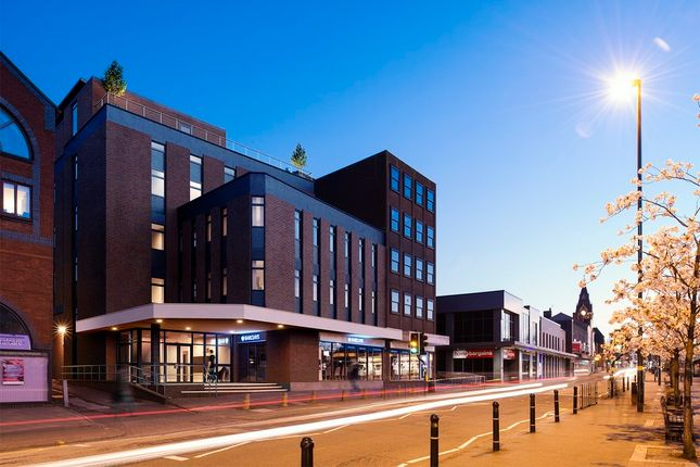 Thumbnail Flat for sale in High Street, Harborne