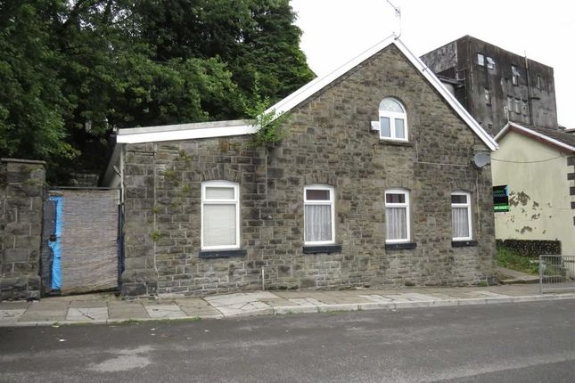 Thumbnail Detached house for sale in Edmund Street, Tylorstown, Ferndale