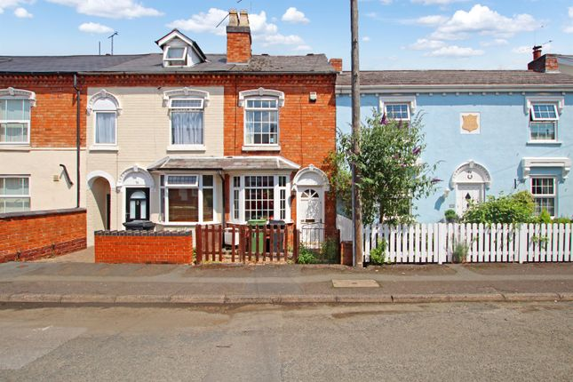 2 bed terraced house to rent in Prospect Road North, Redditch B98