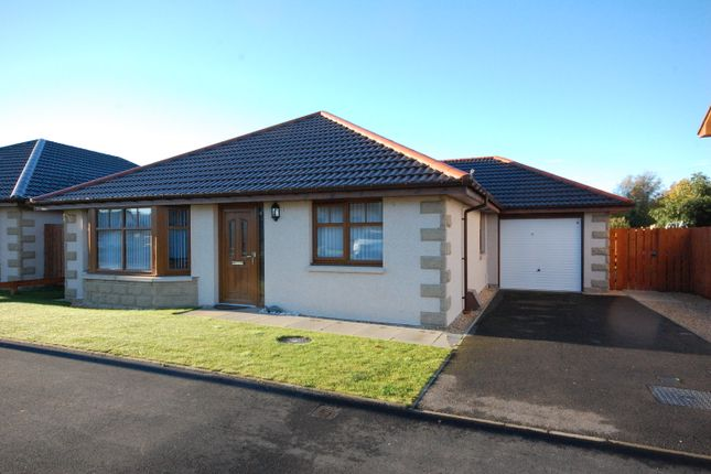 Thumbnail Detached bungalow for sale in Work Way, Buckie
