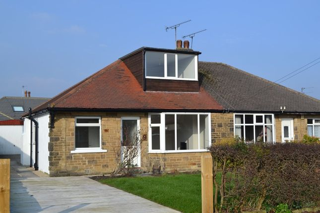 Thumbnail Semi-detached bungalow for sale in Southlands Grove, Thornton, Bradford