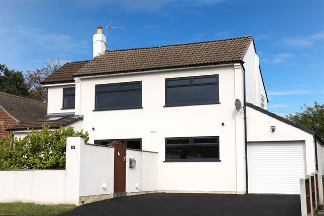 Thumbnail Detached house for sale in West End Rise, Horsforth, Leeds
