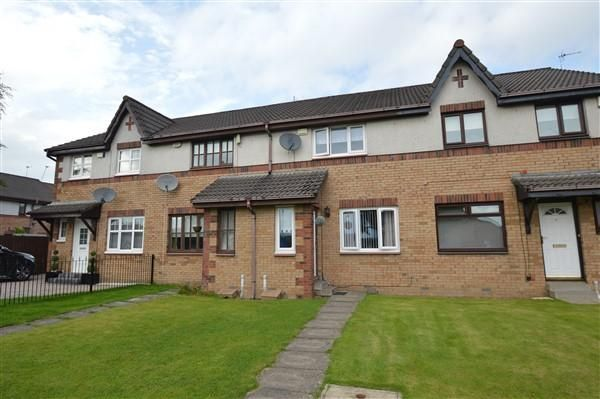 Thumbnail Terraced house for sale in Louden Hill Drive, Robroyston, Glasgow