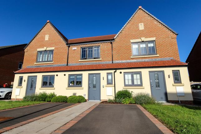 Terraced house for sale in Royal Boulevard, Bishops Tachbrook, Leamington Spa
