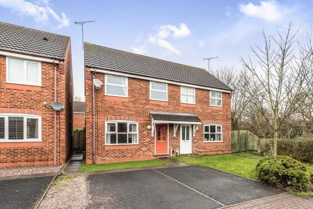 Semi-detached house for sale in Dickson Road, Stafford