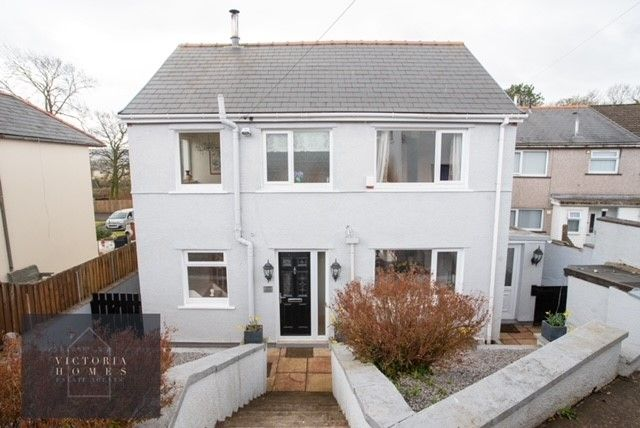 Thumbnail Detached house for sale in King Street, Brynmawr