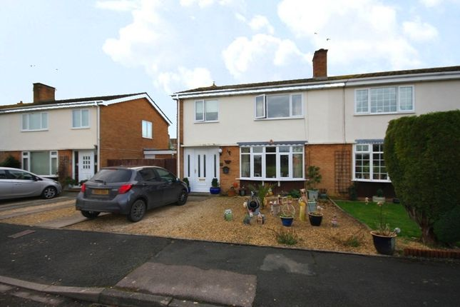 Semi-detached house for sale in Withy Trees Road, South Littleton