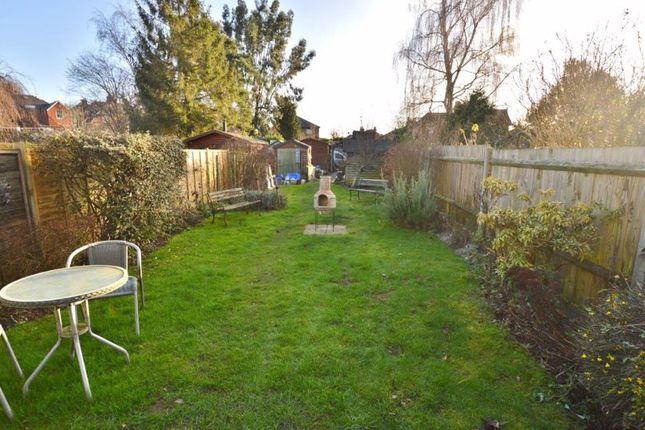 Rear Garden of Portsmouth Road, Milford, Godalming GU8