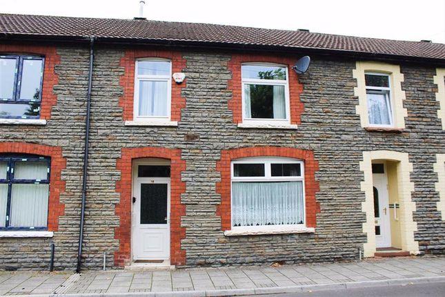 Terraced house for sale in Lawn Terrace, Treforest, Pontypridd