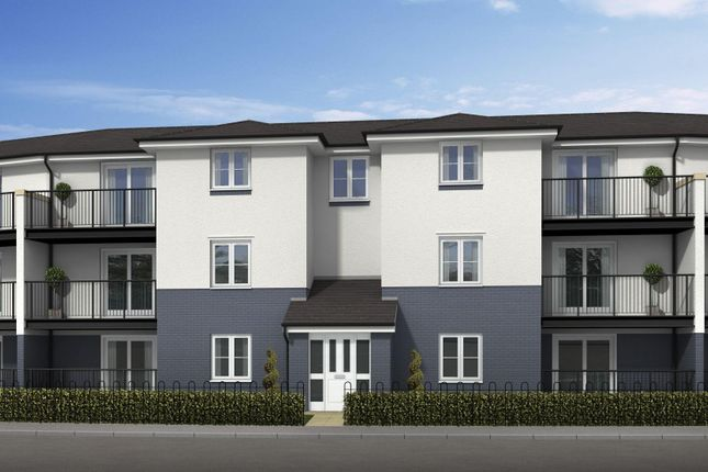 "Thumbnail Flat for sale in ""Flintshire 2"" at Morfa Shopping Park, Brunel Way, Swansea"