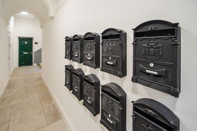Mailboxes of St. Marys Gate, Nottingham NG1
