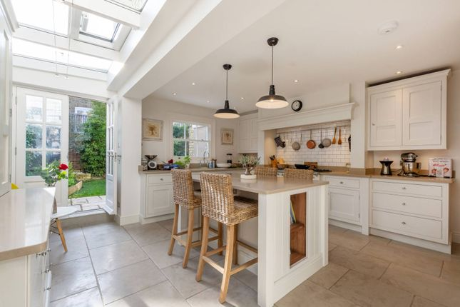 Thumbnail Terraced house for sale in Narbonne Avenue, Abbeville Village, London