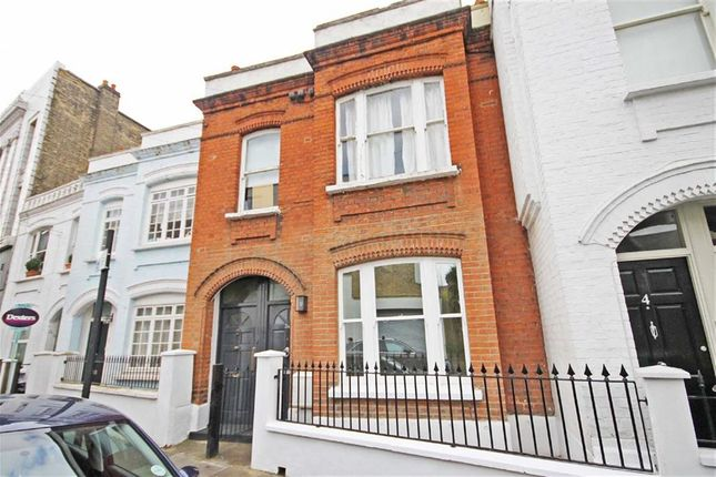 Thumbnail Property to rent in Haldane Road, London