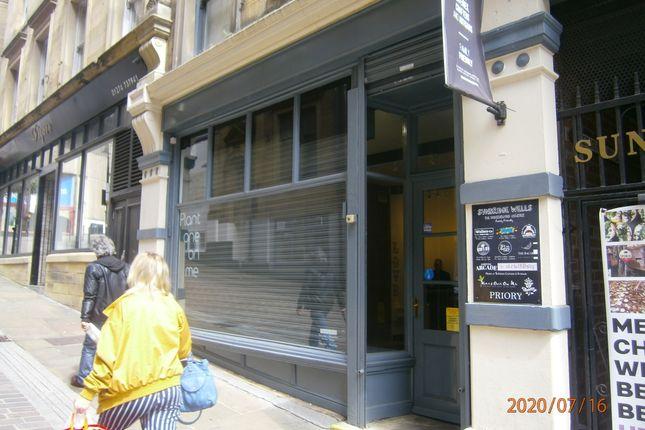Thumbnail Retail premises for sale in 11 Upper Millergate, Bradford