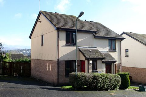 Thumbnail Semi-detached house to rent in Deacons Green, Tavistock