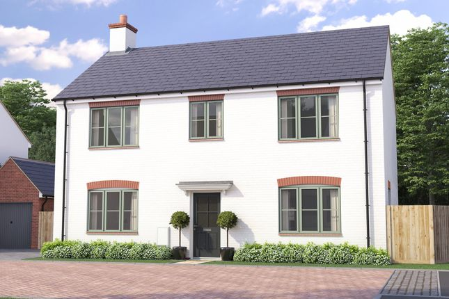 Thumbnail Detached house for sale in Willow Meadows, White Lane, Ash Green