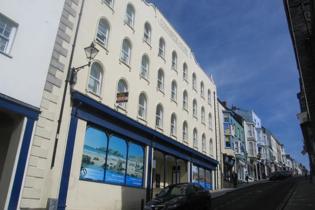 Thumbnail Flat to rent in Flat 4, Commerce House, Market Street, Haverfordwest.