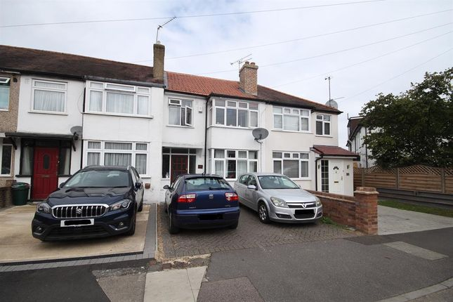 Thumbnail Terraced house to rent in Leybourne Road, Hillingdon, Uxbridge