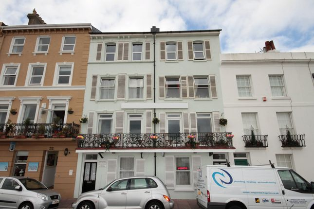 Thumbnail Block of flats for sale in Marine Parade, Eastbourne
